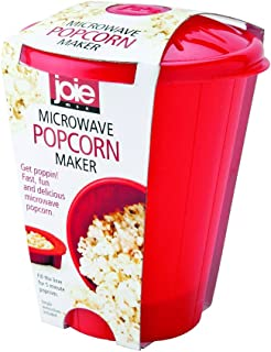 MSC International 14001 Joie Microwave Popcorn Popper Maker, Silicone, Makes 4-Cups