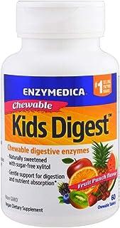 Enzymedica Kids Digest Chewable Tablets 60's