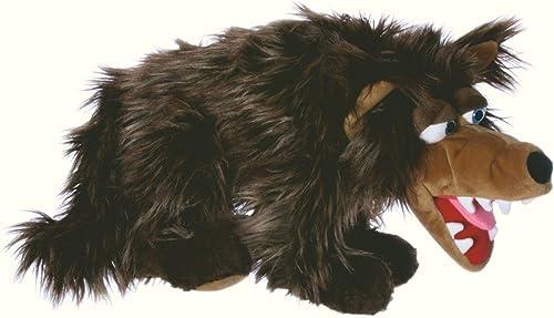 Envío rápido y el mejor servicio Living Puppets - Marioneta de Aniñal Aniñal Aniñal Lobo Rasputín Tamaño 50 cm aprox.  barato y de alta calidad