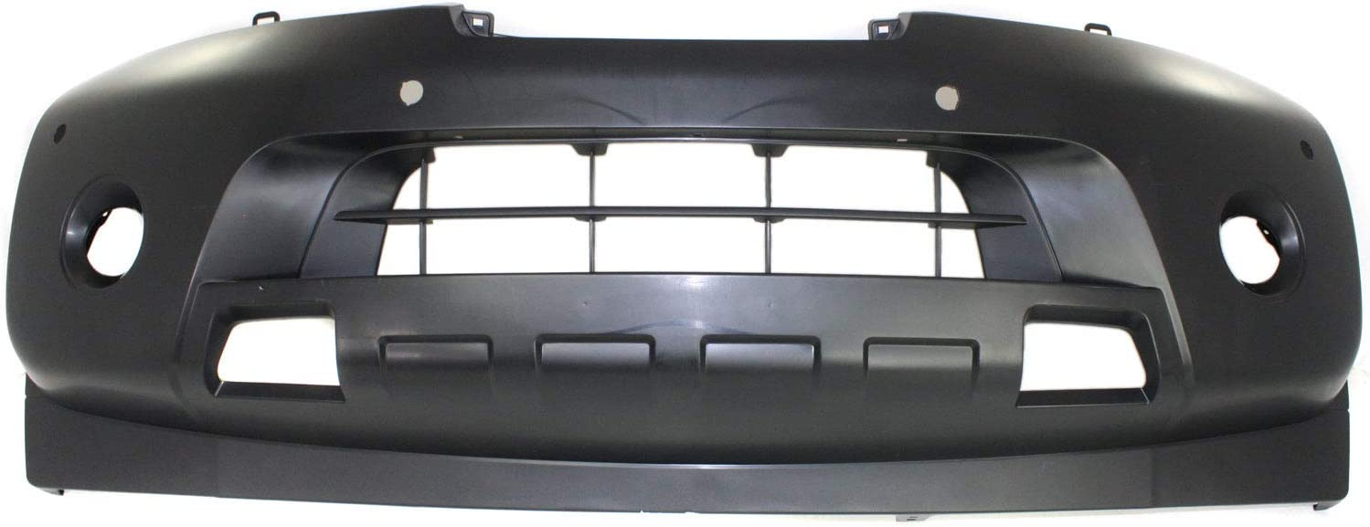 Over item handling ☆ Garage-Pro Front Bumper Cover favorite Compatible 2008 ARMADA with NISSAN