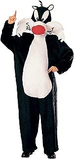 LICENSED DELUXE Adult Warner Bros. Sylvester Costume