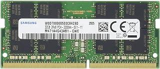 AIUTO セレクトメモリー SAMSUNG純正 DDR4-3200 SO-DIMM ノート用メモリー32GB モジュール2枚組 [ AU-2XM471A4G43AB1-CWE ]
