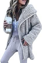 Women Winter Tops Long Sleeve Hoodies Cardigan Sweater Casual Jacket Coat