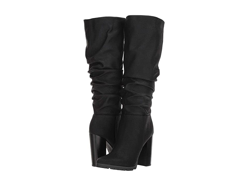 Katy Perry The Oniel (Black Tumbled Leather) Women