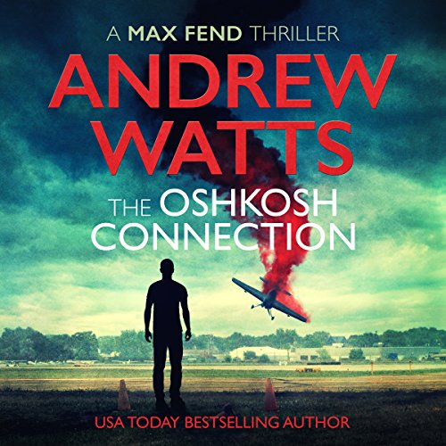 The Oshkosh Connection audiobook cover art
