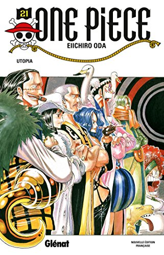 One Piece - Édition originale - Tome 21 : Utopia