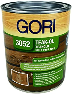 Gori 3052 Holz-Öl 7059 Teak 750ml