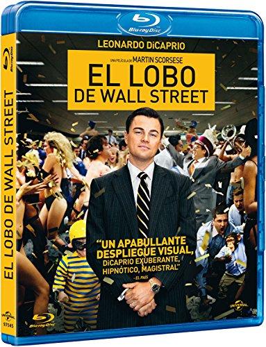 El Lobo De Wall Street [Blu-ray]