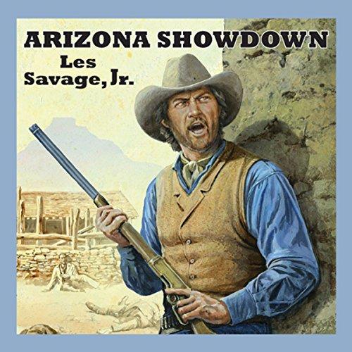 Arizona Showdown audiobook cover art