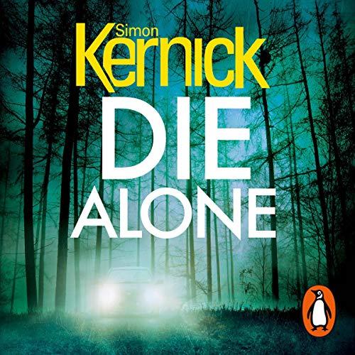 Die Alone audiobook cover art