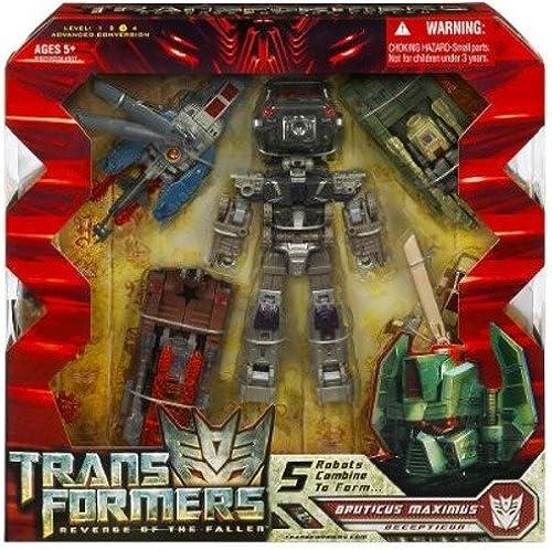 elige tu favorito Transformers Movie Revenge of of of the Fallen Exclusive Combiner Set Bruticus Maximus by Transformers  venta caliente en línea