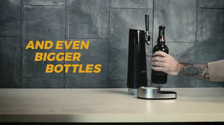 Convert any can or bottle into a nitro-style draft