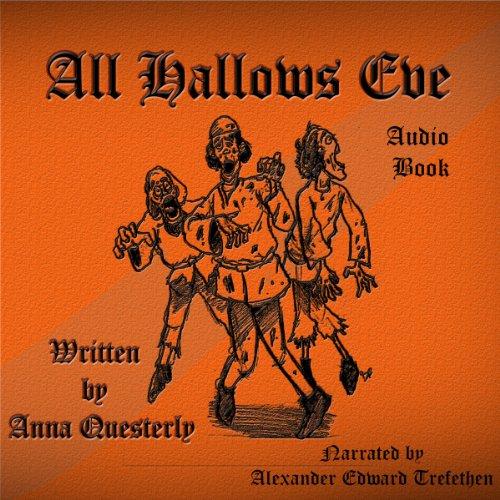 All Hallows Eve audiobook cover art