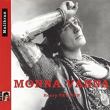 Février: Monna Vanna (Live à Rennes 1958)