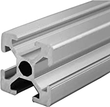 Stand Tools 20 Series, 20 mm x 20 mm T-Slot Aluminum Extrusion x 600 mm Pack of 4