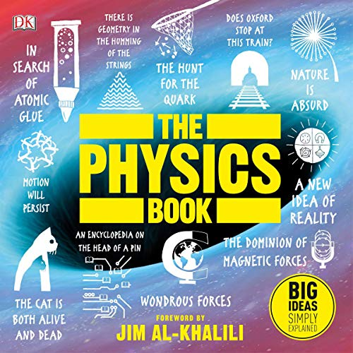 The Physics Book audiobook cover art