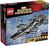 Lego - Marvel Super Heroes - 76042 - L'hélitransport du Shield