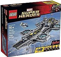 Lego Marvel Super Heroes Shield Helicarrier 76042 [並行輸入品]