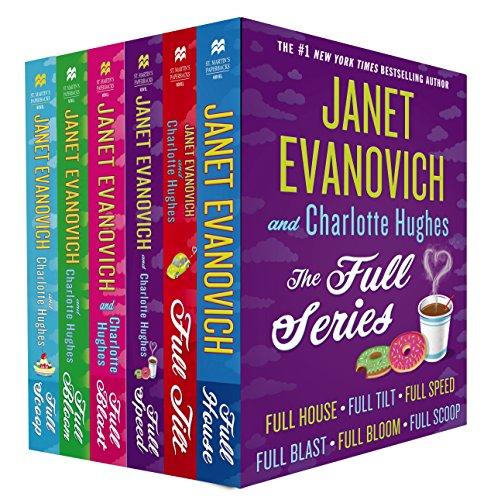 The Full Series, The Complete Collection: Full House; Full Tilt; Full Speed; Full Blast; Full Bloom; Full Scoop (English Edition)
