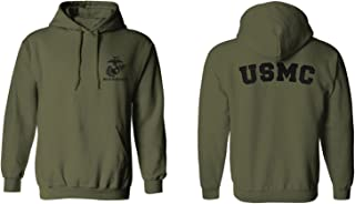 Black Seal United States of America USA American Marines Corps USMC Hoodie