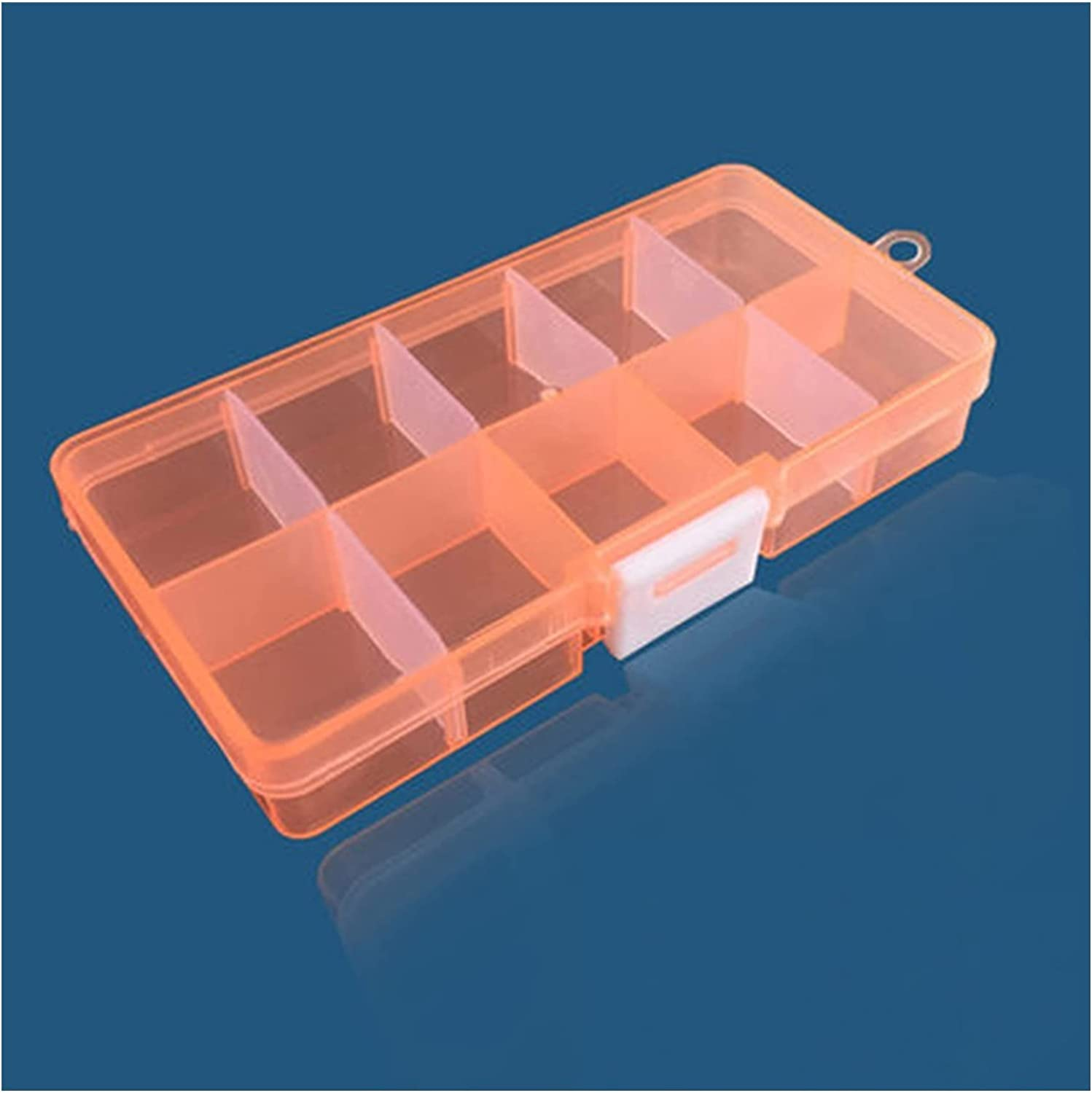 Tool Boxes Colorful 40% OFF Cheap Sale Portable Box Slots Removable 10 Storage Purchase