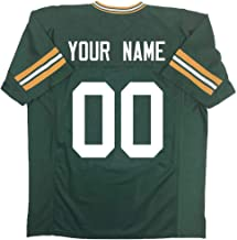 Custom Football Jersey Personalize Stitched Any Name and Number for Christmas Birthday Gifts Jerseys