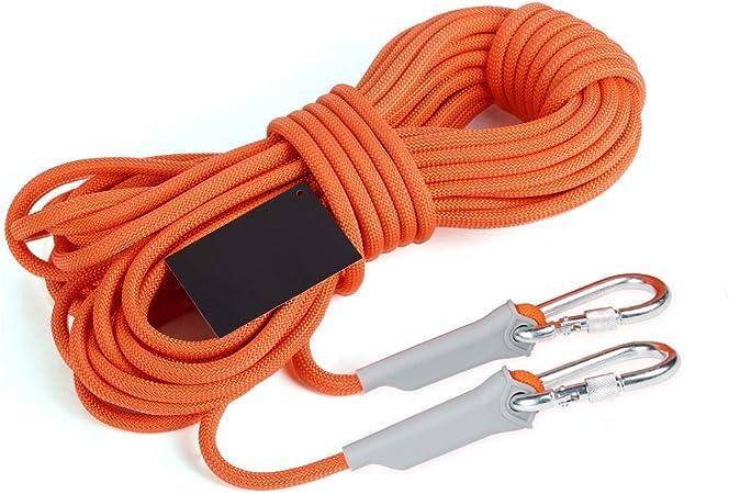 LYYK Cuerda de Escalada, Cuerda de Paracaídas de Escape de ...