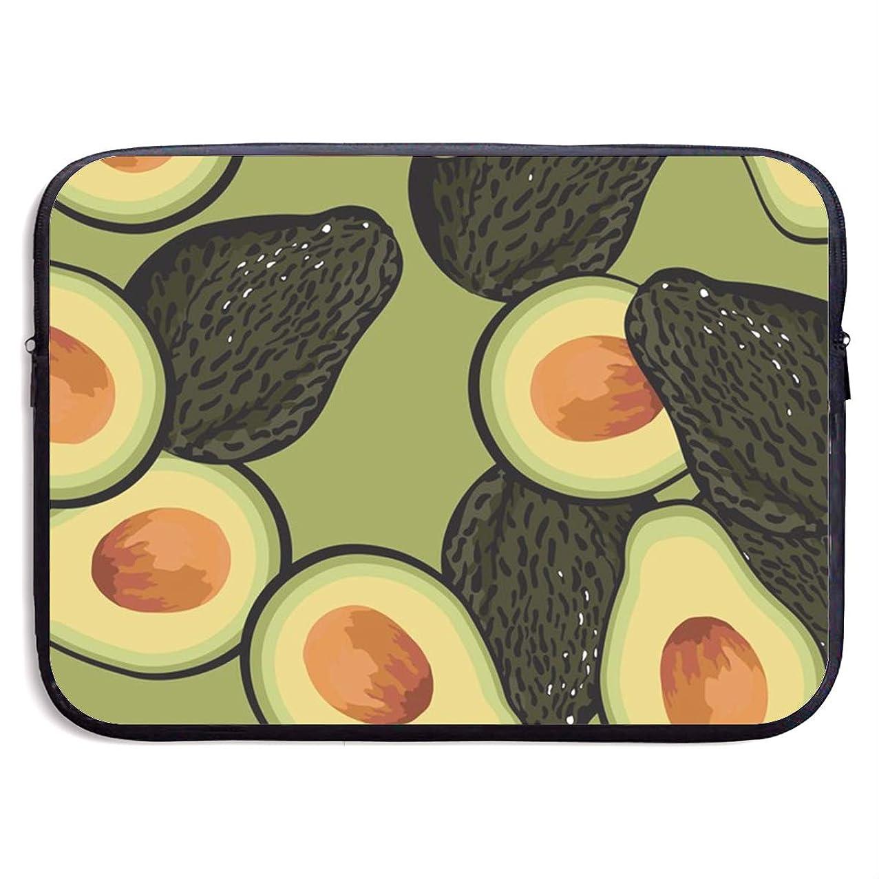 DGE230htD Avocado Laptop Sleeve Case 15.6 Inch