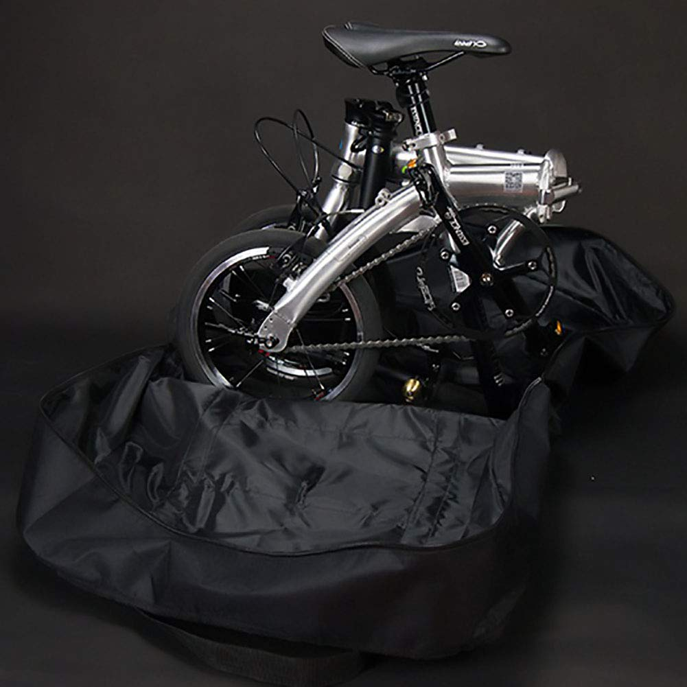 ASUD Bolsa de Transporte para Bicicleta Plegable 12