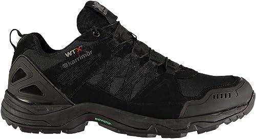 Karrimor Surge WTX Chaussures de Marche pour Homme Noir