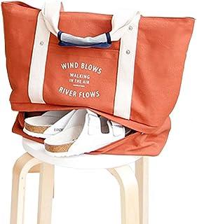 Travel Storage Bag Kit Large Capacity Shoe Bag Interlayer Luggage Packing Tote Bag
