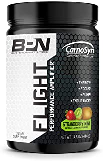 Sponsored Ad - Bare Performance Nutrition, Flight Pre Workout, Energy, Focus & Endurance, Formulated with Caffeine Anhydro...