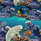 Dekostoff Lizenzstoff Findet Nemo Canvasstoff Dekorationen
