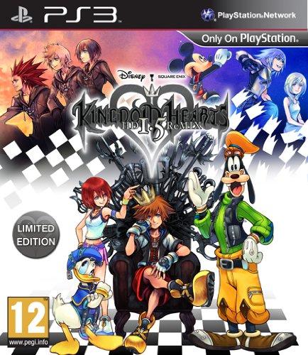 KINGDOM HEARTS: HD 1.5 ReMIX - Limited Edition [AT PEGI]