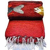 Serape Mexican Blanket, Yoga Mat, Camping Blanket,...