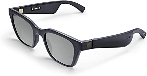 Bose Frames Alto - Audio Sunglasses with Open Ear Headphones, Black with Bluetooth Connectivity, S/M