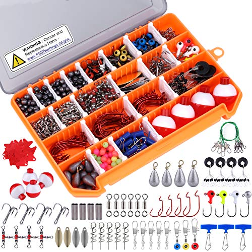 PLUSINNO Fishing Accessories Kit...