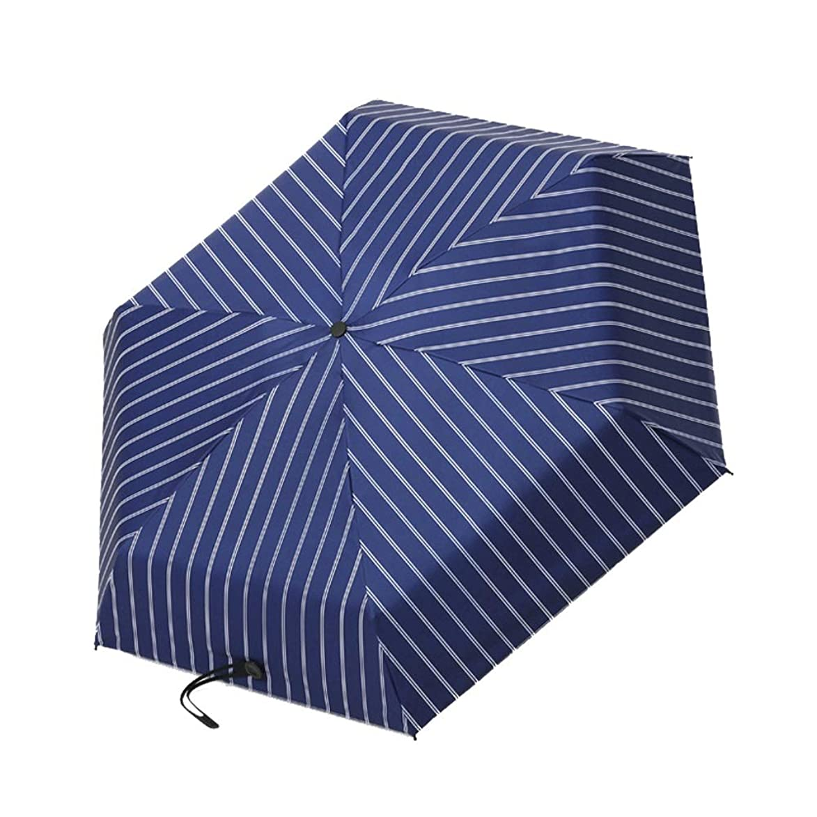Solid Wood Handle Folding Umbrella,Portable Lightweight Outdoor Golf Umbrella,Strengthen The Portable Windproof Frame for Men and Women (Color : Blue)