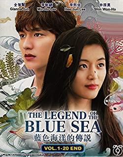 Legend Of the Blue Sea (3-DVD Version, K-Drama w. English Sub)