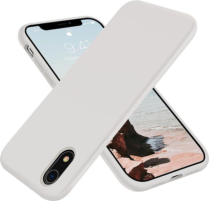 Top 10 Apple Xr Liquid Gel Phone Case