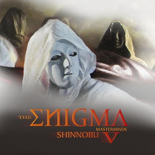 The Enigma V (Masterminds)