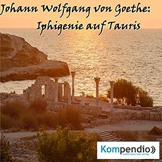 Iphigenie auf Tauris von Johann Wolfgang von Goethe Titelbild