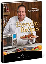 Emeril Lagasse Everyday Recipes for the Power AirFryer 360 PDF