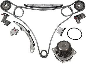 MOCA New Timing Chain Kit & Water Pump for 2002-2007 Infiniti FX35 G35 Nissan Altima Maxima Murano 3.5L V6 24V DOHC VQ35DE