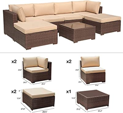 Amazon.com : Keter California 3-Seater Seating Patio Sofa ...