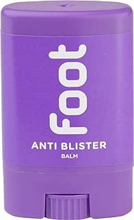 BodyGlide Foot Anti Blister, Anti Chafe Balm: 0.35oz,
