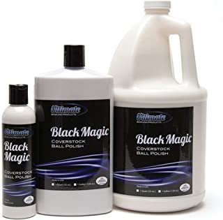 Ultimate Black Magic Polish- 8 ounce bottle