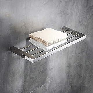 SHYOD Panier de rangement combo pour organisateur de salle de bains panier de rangement pour étagère de douche de salle de...