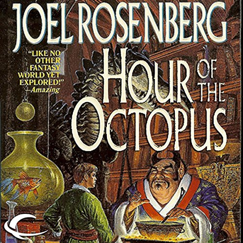 Hour of the Octopus audiobook cover art