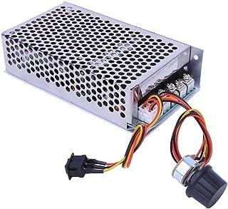10-50V 100A 5000W DC Motor Engine Speed Controller 0-100% PWM Control Industrial Motor Speed Regulator for DC Brush Motor ...
